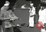 Image of United States sailors learn about end of World War II Hawaii USA, 1945, second 11 stock footage video 65675061871