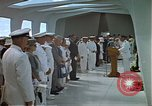 Image of Arizona Memorial Honolulu Hawaii USA, 1962, second 5 stock footage video 65675061877