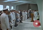 Image of Arizona Memorial Honolulu Hawaii USA, 1962, second 6 stock footage video 65675061877