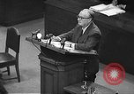 Image of war crimes trial Tokyo Japan, 1948, second 2 stock footage video 65675061884