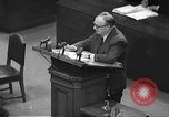 Image of war crimes trial Tokyo Japan, 1948, second 4 stock footage video 65675061884