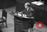 Image of war crimes trial Tokyo Japan, 1948, second 5 stock footage video 65675061884