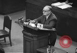 Image of war crimes trial Tokyo Japan, 1948, second 10 stock footage video 65675061884