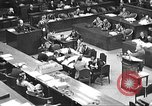 Image of war crimes trial Tokyo Japan, 1947, second 1 stock footage video 65675061887