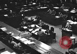 Image of war crimes trial Tokyo Japan, 1947, second 5 stock footage video 65675061887