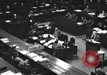 Image of war crimes trial Tokyo Japan, 1947, second 6 stock footage video 65675061887