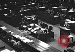 Image of war crimes trial Tokyo Japan, 1947, second 8 stock footage video 65675061887