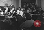 Image of meeting of Committee United States USA, 1945, second 2 stock footage video 65675061889