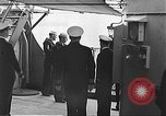 Image of Atlantic Conference Atlantic Ocean, 1941, second 2 stock footage video 65675061892