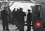 Image of Atlantic Conference Atlantic Ocean, 1941, second 4 stock footage video 65675061892