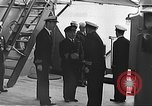 Image of Atlantic Conference Atlantic Ocean, 1941, second 6 stock footage video 65675061892