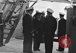 Image of Atlantic Conference Atlantic Ocean, 1941, second 8 stock footage video 65675061892