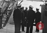 Image of Atlantic Conference Atlantic Ocean, 1941, second 9 stock footage video 65675061892