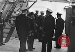 Image of Atlantic Conference Atlantic Ocean, 1941, second 10 stock footage video 65675061892