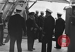 Image of Atlantic Conference Atlantic Ocean, 1941, second 11 stock footage video 65675061892