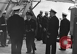 Image of Atlantic Conference Atlantic Ocean, 1941, second 12 stock footage video 65675061892
