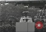 Image of Admiral Chester Nimitz Hawaii USA, 1944, second 4 stock footage video 65675061901