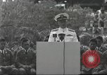 Image of Admiral Chester Nimitz Hawaii USA, 1944, second 9 stock footage video 65675061901