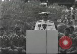 Image of Admiral Chester Nimitz Hawaii USA, 1944, second 10 stock footage video 65675061901