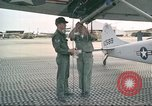 Image of O-1E Bird dog Da Nang Vietnam, 1966, second 6 stock footage video 65675061928