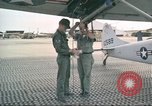 Image of O-1E Bird dog Da Nang Vietnam, 1966, second 9 stock footage video 65675061928
