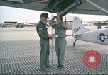 Image of O-1E Bird dog Da Nang Vietnam, 1966, second 12 stock footage video 65675061928
