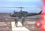 Image of UH-1D helicopters Vietnam, 1966, second 2 stock footage video 65675061969