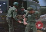 Image of UH-1D helicopters Vietnam, 1966, second 4 stock footage video 65675061969