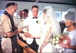 Image of wedding ceremony Vietnam, 1966, second 1 stock footage video 65675061970