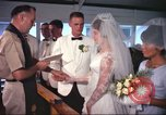 Image of wedding ceremony Vietnam, 1966, second 2 stock footage video 65675061970