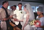 Image of wedding ceremony Vietnam, 1966, second 4 stock footage video 65675061970