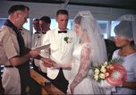 Image of wedding ceremony Vietnam, 1966, second 5 stock footage video 65675061970
