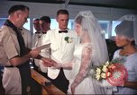 Image of wedding ceremony Vietnam, 1966, second 8 stock footage video 65675061970