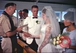 Image of wedding ceremony Vietnam, 1966, second 9 stock footage video 65675061970
