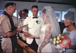 Image of wedding ceremony Vietnam, 1966, second 10 stock footage video 65675061970