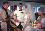 Image of wedding ceremony Vietnam, 1966, second 11 stock footage video 65675061970
