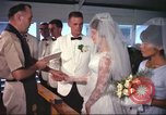 Image of wedding ceremony Vietnam, 1966, second 12 stock footage video 65675061970