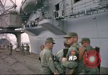 Image of Military Police Saigon Vietnam, 1965, second 8 stock footage video 65675061974