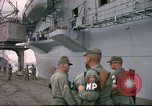 Image of Military Police Saigon Vietnam, 1965, second 11 stock footage video 65675061974