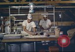 Image of United States bakers Vietnam, 1965, second 9 stock footage video 65675061984