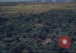Image of Vietnamese village Vietnam, 1965, second 8 stock footage video 65675061990