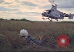 Image of HH-43B Huskie Vietnam, 1965, second 6 stock footage video 65675061995