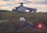 Image of HH-43B Huskie Vietnam, 1965, second 9 stock footage video 65675061995