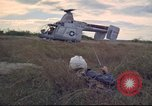 Image of HH-43B Huskie Vietnam, 1965, second 11 stock footage video 65675061995