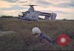 Image of HH-43B Huskie Vietnam, 1965, second 12 stock footage video 65675061995