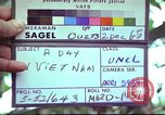 Image of United States airman Vietnam, 1965, second 1 stock footage video 65675062004