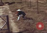 Image of sentry dogs South Vietnam, 1967, second 10 stock footage video 65675062007