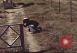 Image of sentry dogs South Vietnam, 1967, second 11 stock footage video 65675062007