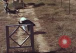 Image of sentry dogs South Vietnam, 1967, second 12 stock footage video 65675062007