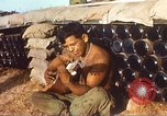 Image of 1st Infantry Division Lai Khe South Vietnam, 1968, second 2 stock footage video 65675062037